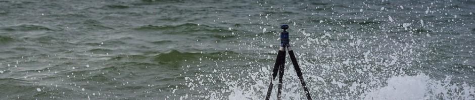Novoflex TrioPod am Meer