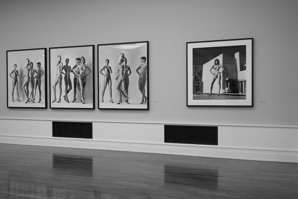 Museum für Fotografie in Berlin - Helmut Newton Foundation