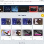 WEB VERSION im Brwoser -Adobe Spark Post