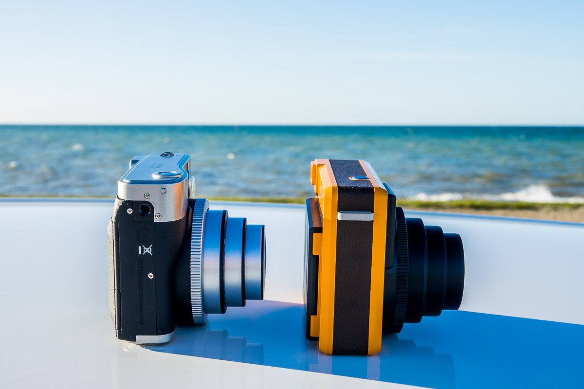 Leica Sofort vs  Fujifilm Instax Mini 90 Neo Classic – Muss es eine