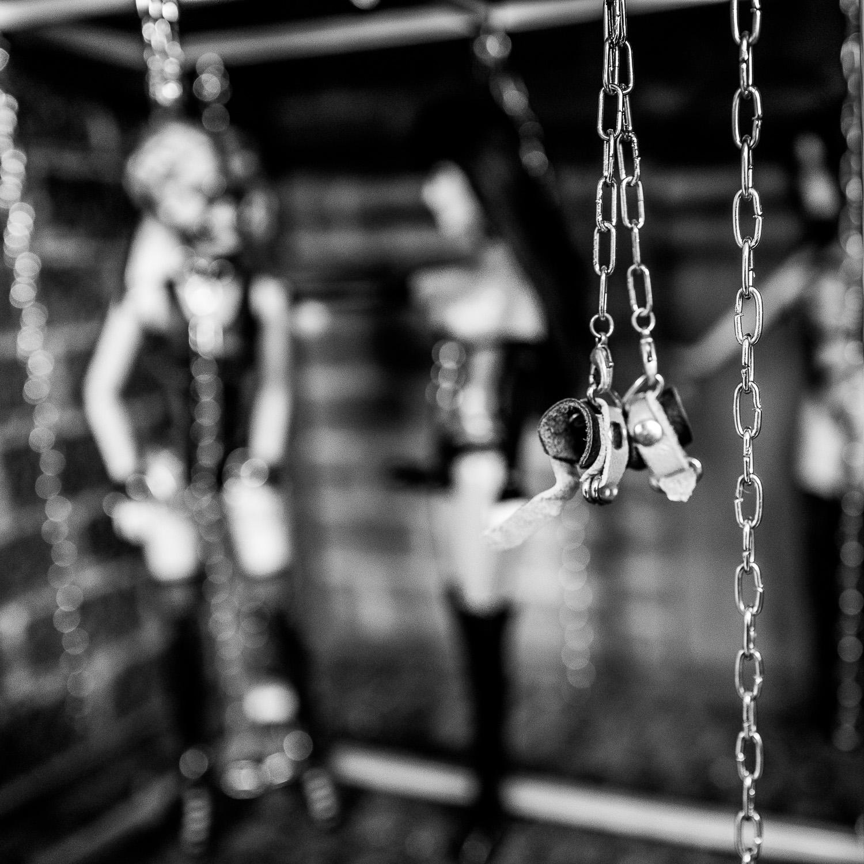 Kuhjahr #16 – Wenn der Gurtfreak im Fetisch-Werkstatt-Keller landet