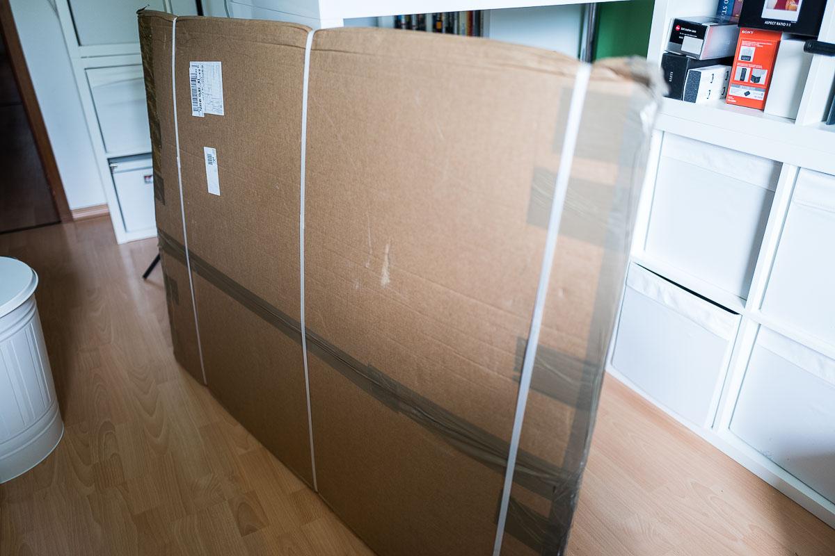bilder geh ren an die wand test der alu dibond variante. Black Bedroom Furniture Sets. Home Design Ideas