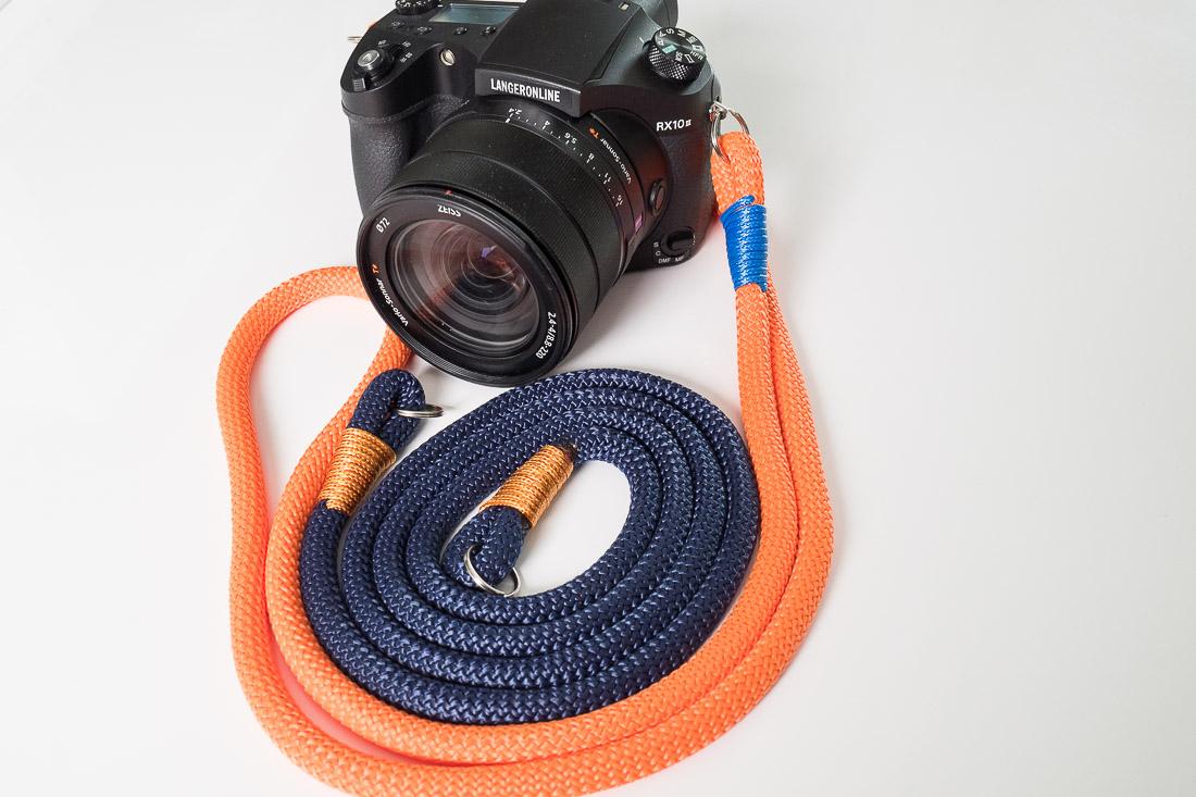 Die Hyperion Camera Straps in der Betrachtung beim Gurtfreak – oder – Der 15 Euro Kameragurt!