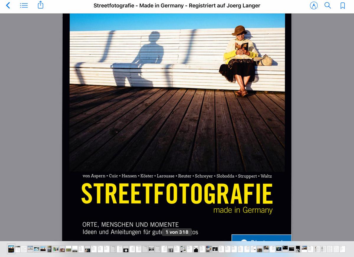 Lese-Ecke: Streetfotografie made in Germany – 40 Euro für eine mächtige Portion Inspiration