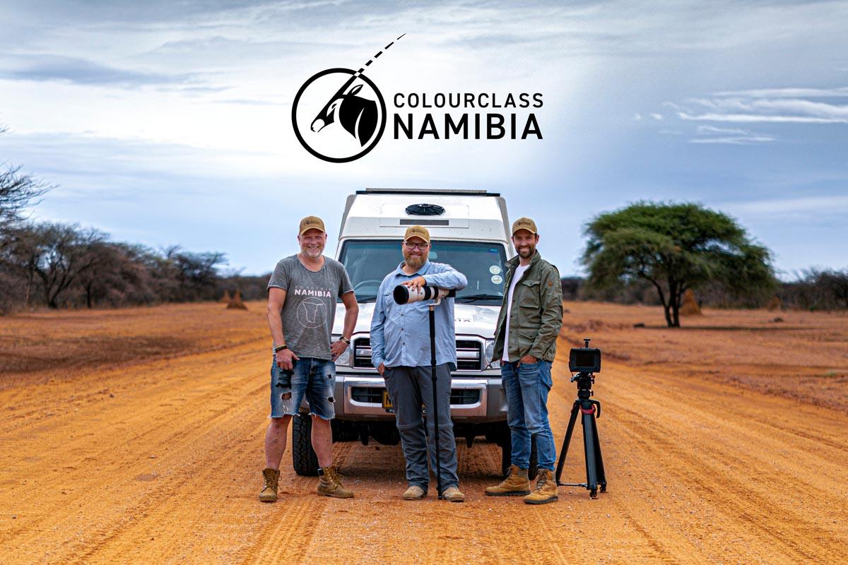 Namibia – ich war noch nie dort – aber irgendwie jetzt schon – Danke EIZO – Danke COLOURCLASS NAMIBIA